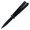 Складной нож бабочка балисонг Тотем 2H286CC