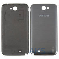 Задняя часть корпуса (крышка аккумулятора) Samsung N7100 Galaxy Note 2 Original Black