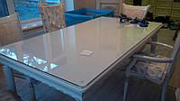 Диамантовое стекло на стол
