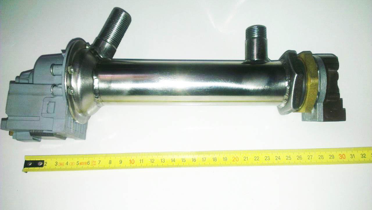 Предпусковой подогреватель двигателя 220в.на 3,0 квт с помпой.