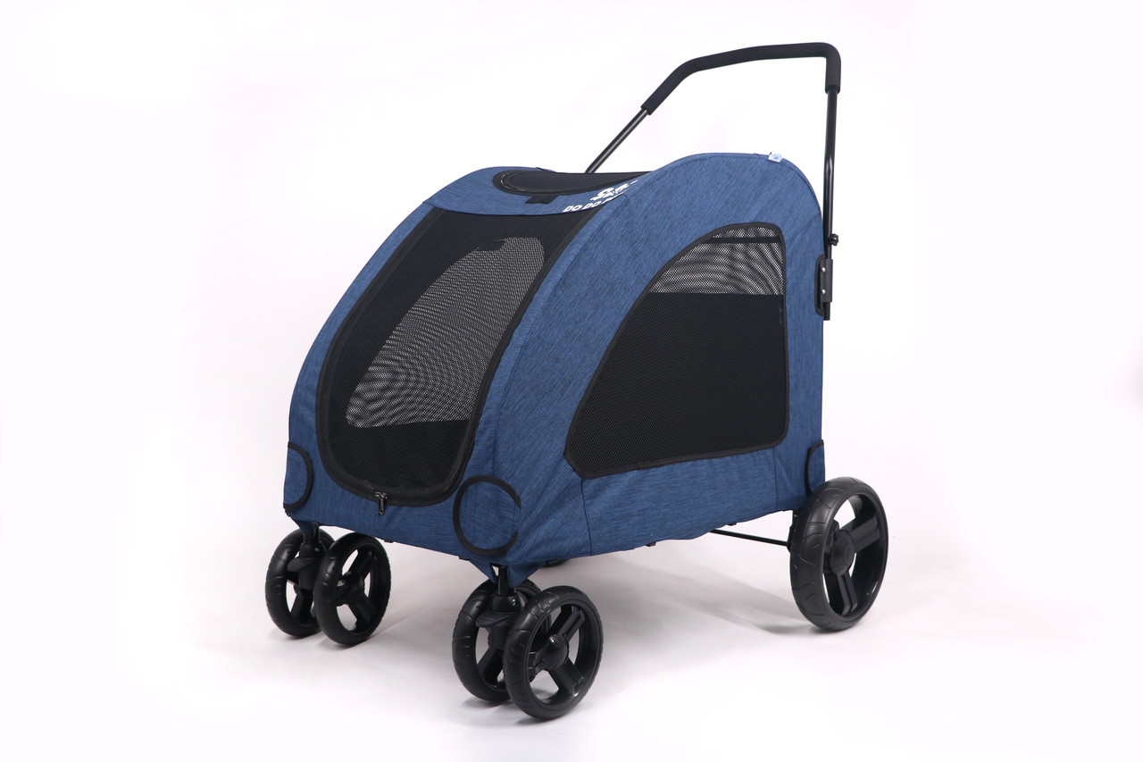 Манеж перевозка для собак и котов Do Do Pet, Classic синий