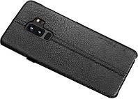 Чехол-накладка Usams Joe Series Samsung Galaxy S9 Plus Black
