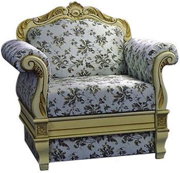 Кресло Галиция нераскладное Мебус