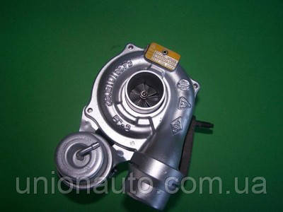 Турбина MODUS, LOGAN, CLIO, SCENIC 1.5 DCI