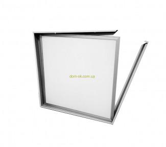 Рамка для накладного світильника типу Армстронг 600х600 мм