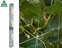 Сетка шпалерная для огурцов Ортинет TENAX (Италия) белая 1,7х500 м, фото 1