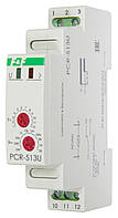 Реле часу РСR-513UNI з затримкою включення 0,1 сек. - 24 доби 12-264В F&F
