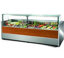 Холодильная витрина Cold W-25 PS-k