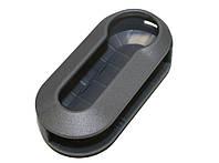 Корпус под выкидной ключ Fiat (Фиат) серый