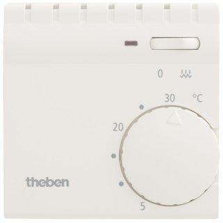 Термостат Theben RAM 704 аналоговой, th 7040001