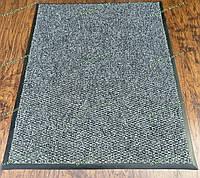 Ковер грязезащитный Цикада 104х150см серый