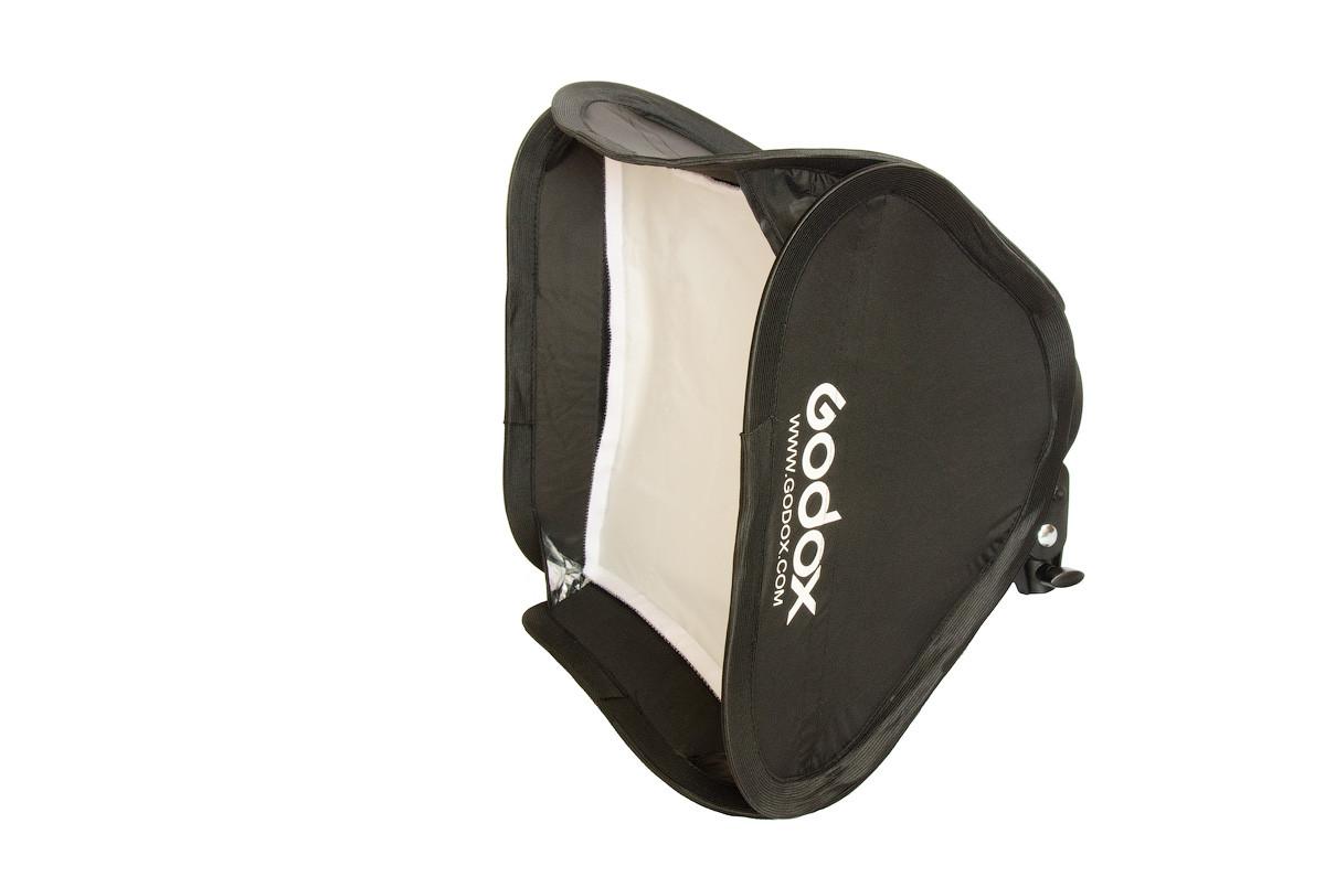 Софтбокс Godox Easy 80*80 с креплением type S (SFUV8080)