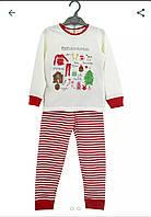 Пижамка Christmas, 18-24 месяцев. Mothercare