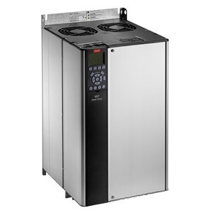 Преобразователь частоты VLT HVAC Advanced Drive FC102 90 кВт/3ф, со встроенной панелью управления