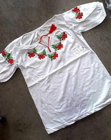 Вышиванка для девочки подростка р.80-88, фото 2
