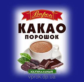 """Какао порошок натуральный 75г """"Впрок"""""""