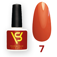 Гель лак для ногтей SV 8 мл № 007