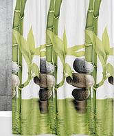 Штора в ванную Tropik Bamboo