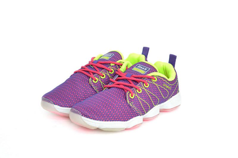 Кроссовки женские Baasport dk-purple reb 40