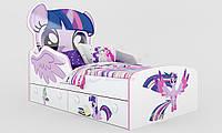 Кровать Little Pony Искорка