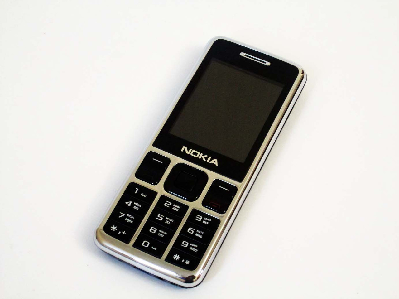 Телефон Nokia S3+ - 3Sim + BT + Camera + FM