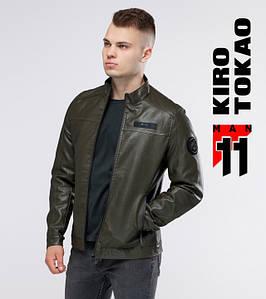 11 Kiro Tokao | Куртка осенняя японская 3340 хаки