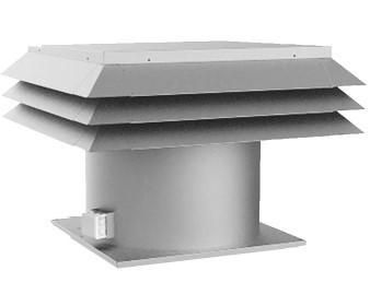 Вентилятор крышный осевой ССК ТМ OZA-R-300/301-090-N-00220/6-Y1