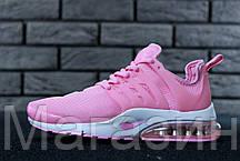 Женские кроссовки Nike Air Presto Pink/White Найк Аир Престо розовые, фото 2