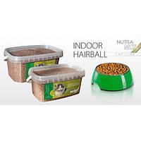 Корм Нутра Микс Кет Nutra Mix Cat Gold (Голд) Mix Gold Indoor Hairball Корм для кошек не покидающих помещения  3 кг