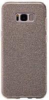 Чехол-накладка Remax Glitter Series Case Samsung G955 S8 Plus G955F Silver, фото 1