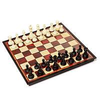 "Набор шахматы-нарды магнитные ""Увлечения"""