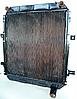 """Радиатор охлаждения двигателя КрАЗ-65055 (производство """"Авторадиатор"""") 65055-1301010"""