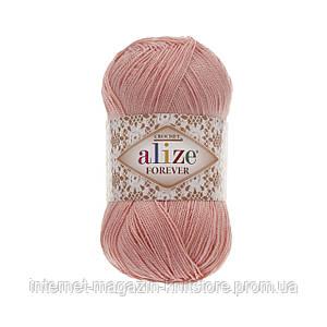 Пряжа Alize Forever розовый
