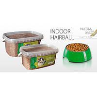 Корм Нутра Микс Кет Голд Nutra Mix Cat Gold Mix Gold Indoor Hairball для кошек не покидающих помещения  22,7 кг