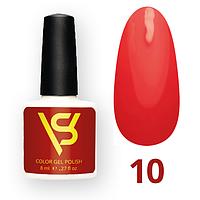 Гель лак для ногтей SV 8 мл № 010