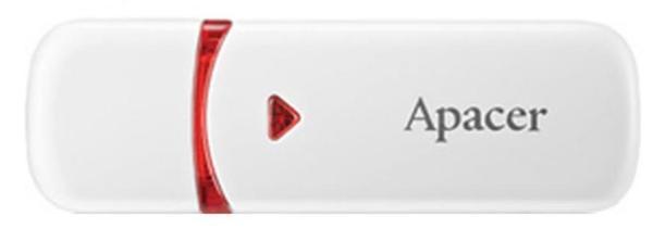 USB флеш-драйв накопитель APACER AH333 32GB White