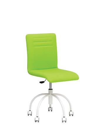 Кресло детское Roller GTS крестовина MW1 ткань LS-79 (Новый Стиль ТМ), фото 2