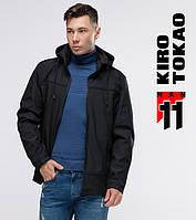 11 Kiro Tokao   Ветровка японская 2069 черный