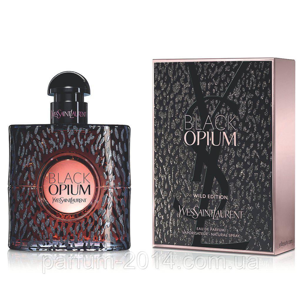 Парфюмированная вода Yves Saint Laurent Black Opium Wild Edition (реплика)