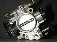 Патрубок дроссельный, дроссель диаметр 54 мм. ВАЗ 2110, ВАЗ 2111, ВАЗ 2112