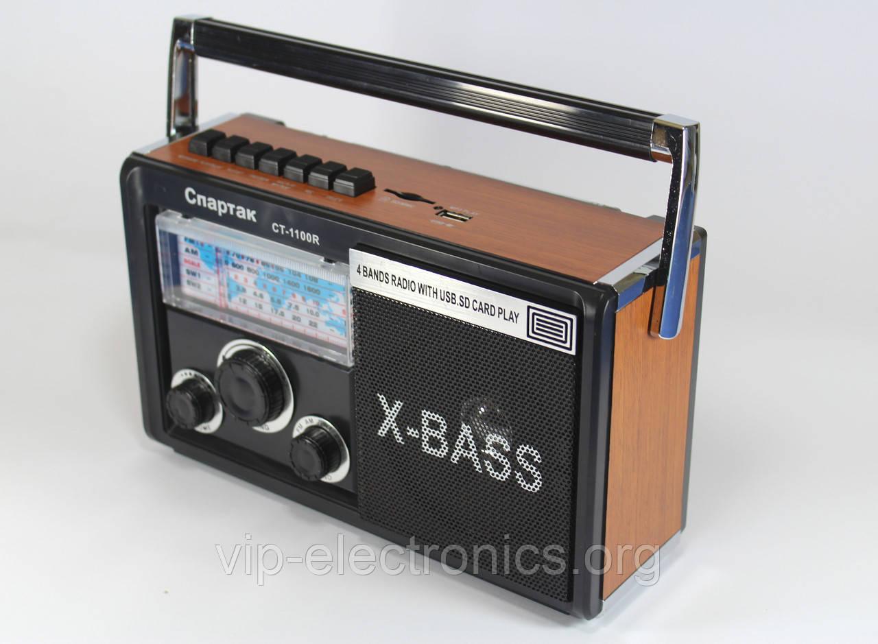 Радіоприймач CT-1100R