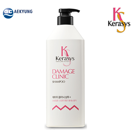 Шампунь для волос Kerasys Damage Clinic Shampoo Plus 600 мл (900642), фото 2