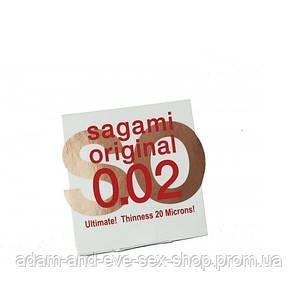 Презервативы Сагами Sagami Original 0.02 1 шт