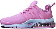 Женские кроссовки Nike Air Presto Pink Найк Аир Престо розовые