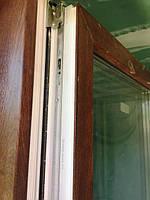 Ламинированные окна Rehau Euro 70 (наружная ламинация)