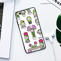 Чехол Xiaomi redmi 5A с 3D рисунком Кактусы