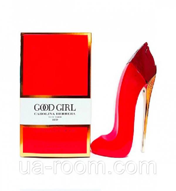 Carolina Herrera Good Girl Red, женская парфюмированная вода 80 мл.
