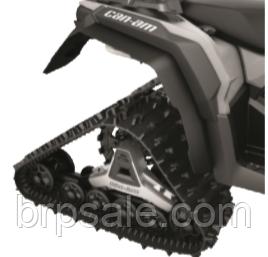 Комплект брызговиков (расширители крыльев) для BRP Can-Am