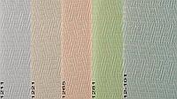 Жалюзи вертикальные 89 мм SOYUZ 12 — тканевые, белые