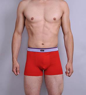 Мужские трусы - боксеры C+3 #1160 L красные , фото 2
